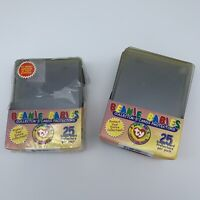 Beanie Babies Collector Cards Protectors