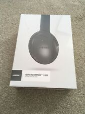 NEW - SEALED - Bose - Quiet Comfort 35 II - Noise Cancelling Wireless Headphones