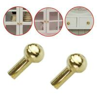 1:12 Doll House DOLLHOUSE Mini Furniture Door Handle Accessories M0U1