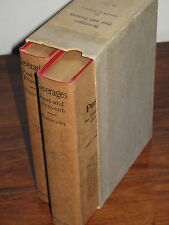 Emerson, Edward R. Beverages, Past and Present An Historical Sketch 1908 2 vols.