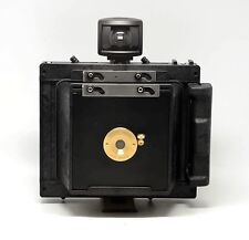 18° Point & Shoot 4x5 Large Format Camera with Pinhole lens & shutter