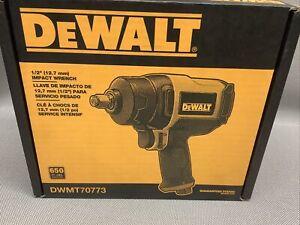 DeWalt DWMT70773 1/2 in. Heavy-Duty Pneumatic Impact Wrench   NEW!