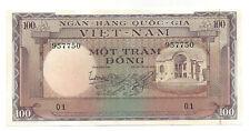 SÜD SOUTH VIETNAM 100 DONG 1966 UNC P 18