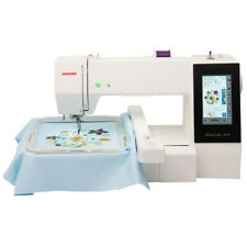 Janome Memory Craft 500e Embroidery Machine Refurbished