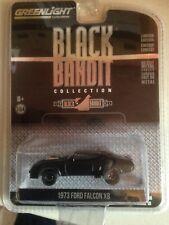 GREENLIGHT BLACK BANDIT  1973 FORD FALCON XB- BRAND NEW