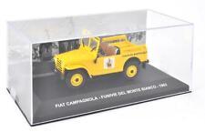 """DIE CAST """" FIAT CAMPAGNOLA FUNIVIA MONTE BIANCO 1963 """" VEICOLI PUBBLICITARI 1/43"""