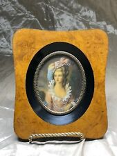 18th c.Miniature Portrait, English Royalty, Lady Mary Graham Nee Cathcart,signed