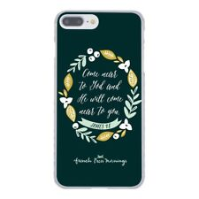 Bible hard Case For iPhone Xs Max 5 5s SE 8 X 7 6 6s Plus case back cover