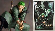 Banpresto One Piece Roronoa Zoro SCultures Big Figure Colosseum 4 vol 3 Japan