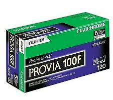 Fujifilm Fujichrome Provia 100F Professional  [RDPIII] - Color slide film 120...
