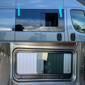 Peugeot Boxer - Seitenscheibe, Schiebefenster, Montagekit, Heckscheiben DeinVan
