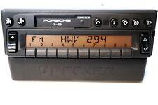 Porsche 993  Radio Cassette CR-210 Becker BE 2182 With Bluetooth Music Streaming