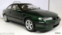 Otto 1/18 Scale OT651 Opel Calibra Turbo 4x4 metallic green Resin cast Model Car