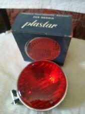 Fanale posteriore rosso - fendinebbia - PLASTAR - NUOVO - mod. 300