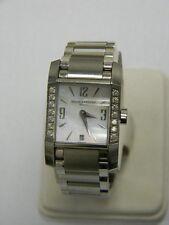 Baume & Mercier Ladies MOP Diamond Watch 8569