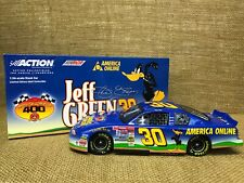 Action 2001 NASCAR #30 AOL/Looney Tunes Jeff Green Chevrolet Monte Carlo