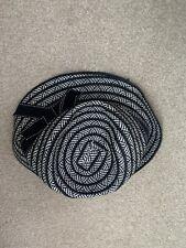 Ladies Holiday Hat Black Beige Summer Casual <JS2898