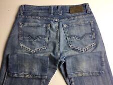 Mens Diesel Jeans 32x32 Thanaz Button Fly Cotton
