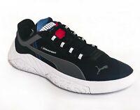 PUMA BMW M Motorsport Replicat-X Men's Sport Car Fan Shoes Sneakers Black