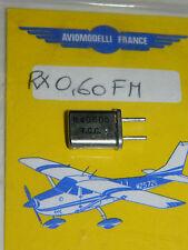 aviomodelli 40605 40.605 MHZ TQC quartz quarz RADIO RC Crystal CRISTAL