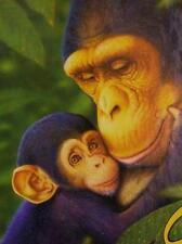 Jigsaw puzzle Animal Wild Mother Chimp & Child 1000 piece NEW