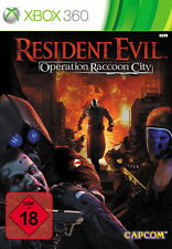 Residente Evil: Operation Raccoon City (Microsoft Xbox 360, 2012, DVD-box) OVP