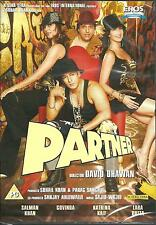 PARTNER - SALMAN KHAN - KATRINA KAIF - NEW BOLLYWOOD DVD