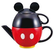 hm0148 Disney Mickey Mouse teapot set (pot and mug) Gift from Japan