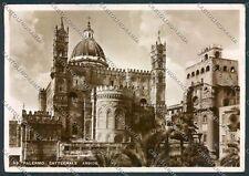 Palermo Foto FG cartolina D9508 SZI