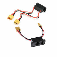 NEW T/XT60/EC3 Plug On Off Switch Connector Charge Socket For RC Lipo