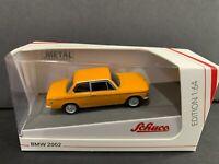 Schuco BMW 2002 Orange 1/64