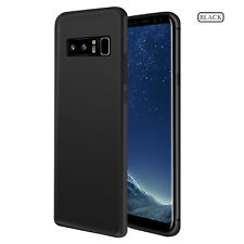 For Samsung Galaxy S9 Plus S6 S8 Luxury Ultra-thin Slim Back Soft TPU Case Cover