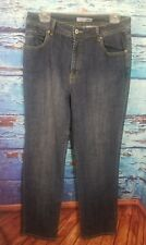 Chico's Platinum jeans size 1.5 10 abalone skinny jean