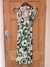 BNWT Banana Republic Retro Floral Print Sleeveless Wrap Dress  XS