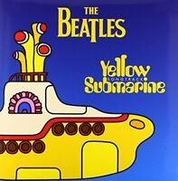 The Beatles - Yellow Submarine (LP) Yellow Vinyl Sent Sameday*