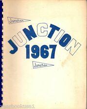 Junction Elementary School Kansas City 1967 Yearbook Annual