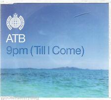 ATB - 9PM (TILL I COME) (3 track CD single)