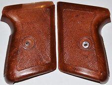Polish P64 pistol grips antique copper plastic with screw