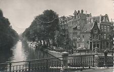 PC53099 Amsterdam C. Prinsengracht Hoek Reguliersgracht. RP