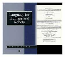 Language for Humans and Robots / Patrick Suppes