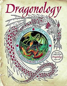 CARREL, DOUGLAS-DRAGONOLOGY: THE COLOURING COMPAN BOOK NEW