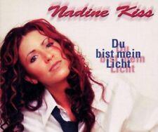 Nadine Kiss Du bist mein Licht (2000)  [Maxi-CD]