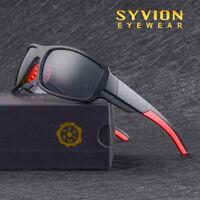 New Polarized Cycling Glasses Driving Fishing Sports Sunglasses UV400 Goggles