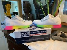 Sketchers Woman's Sneakers RAINBOW RIDER Size 8.5  Brand New Athletic Shoes RARE