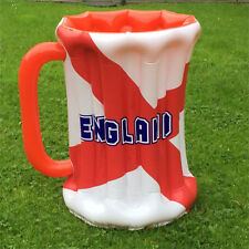England St George World Cup PVC Inflatable Beer Drink Cooler BBQ Party