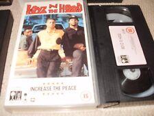 Boyz 'N' The Hood - Increase The Peace (VHS/SUR, 2002)