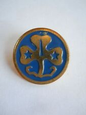 Vintage 1949 - 1990 Girl Scout World Trefoil Pin