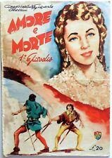 EDIZIONI FANTERA CINEAVVENTURA GIGANTE CLASSICI ANNO V N.1 1951
