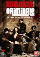 Romanzo Criminale: Season 1 DVD (2015) Vinicio Marchioni cert 18 4 discs
