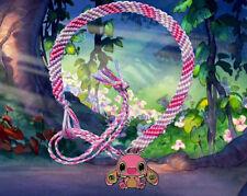 Disney Lilo & Stitch friendship bracelet with Angel charm FREE UK POST
